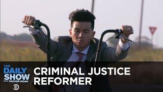 Meet District Attorney Mark Gonzalez, Criminal Justice Reformer | The Daily Show
