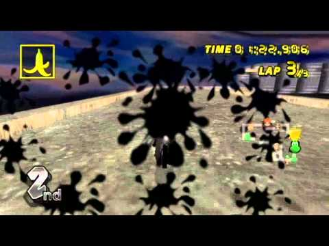 Mario Kart CTGP Revolution - Custom Track WorldWide 11/25/11