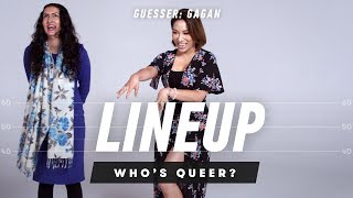 People Guesses the Sexual Orientation of Strangers (Gagan) - Lineup