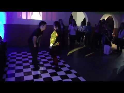 Dani | 20 anos - Time of my Life, dançando com Rafaela