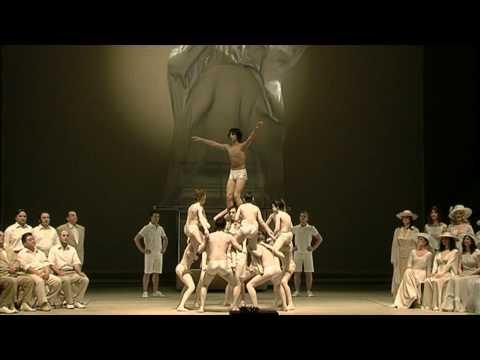 Death in Venice / Benjamin Britten / Staatsoper Hamburg
