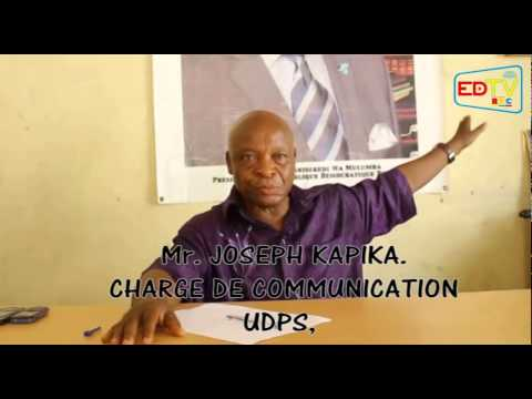 AFFAIRE BRAZZAVILLE: RÉACTION DE L'UDPS.