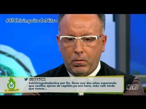 El Chiringuito de Jugones - François Gallardo: