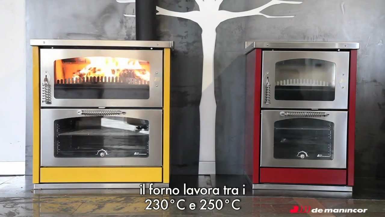 Cucine a legna domino accensione youtube - De manincor cucine ...