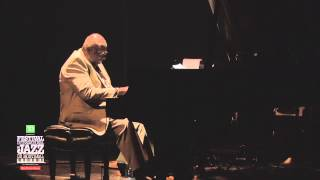 Oliver Jones solo - Spectacle 2013