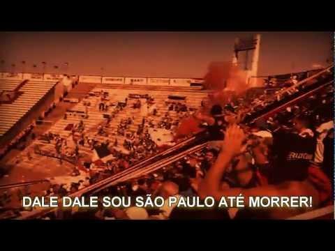 TREMENDO A BANCADA - NOVA MÚSICA DA TORCIDA DO SÃO PAULO FC [SUGESTÃO] OFICIAL