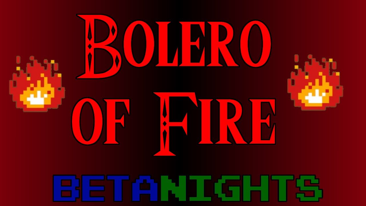 Bolero of Fire - Rytmik Retrobits by BetaNights