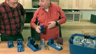 The 12 Tools of Christmas - Tool 9: KREG Pocket Hole Plug Cutter System