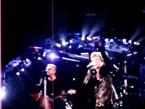 Bon Jovi - In These Arms (Live in Athens 2011)