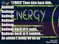 badman binladin   energy lyrical    ne