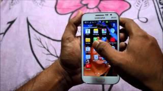 Samsung Galaxy S DUOS How To Take A Screenshot