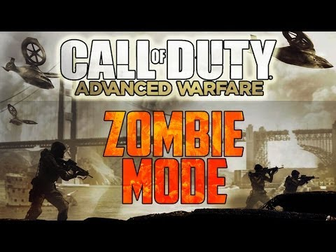 Call of Duty Advanced Warfare ZOMBIE MODE Speculation, Rise of the Mutants