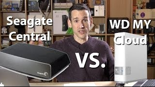 Seagate Central Review - Compared to WD My Cloud - Network Hard Drive