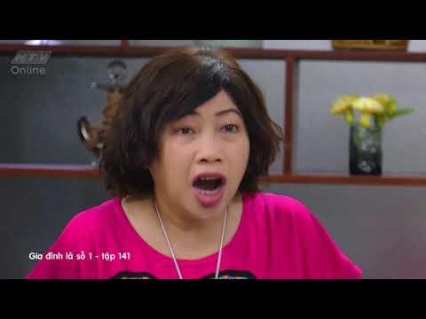 Gia đình là số 1 | Tập 141 Full HD | 20/9/2017 #HTV GDLS1