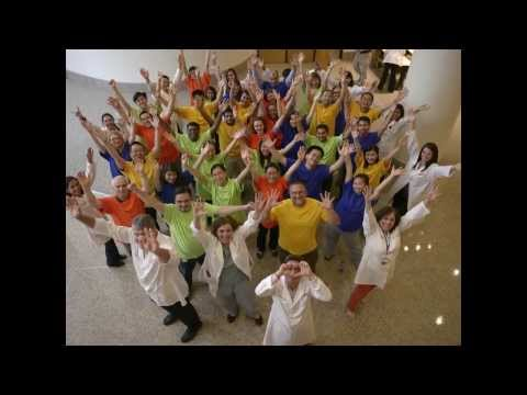 Stem Cell Flash Mob