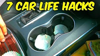 Car Hacks To Make Life Much Easier
