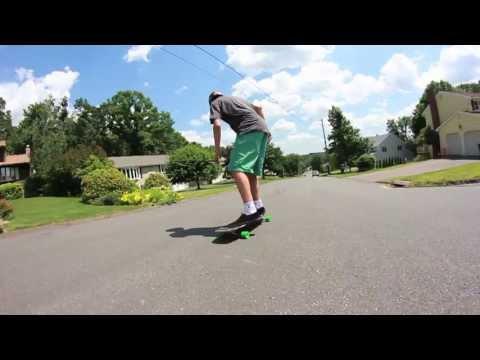 Dan Cohen Summer Skating