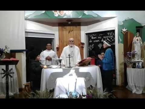 Santa Missa | 05.08.2020 | Quarta-feira | Padre José Sometti | ANSPAZ