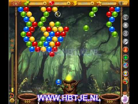 Bubble Epic level 10
