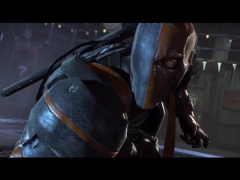 Arkham Origins - Deathstroke (Hard/No Damage/No Hints)
