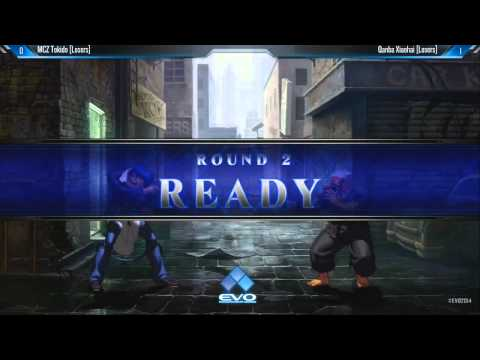 EVO 2014 KOF XIII Grand Final - Tokido vs. Xiaohai