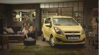 Reklama TV Chevrolet SPARK - dealer Dixi-Car