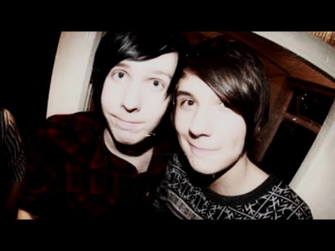 All those Dan and phil sex tape