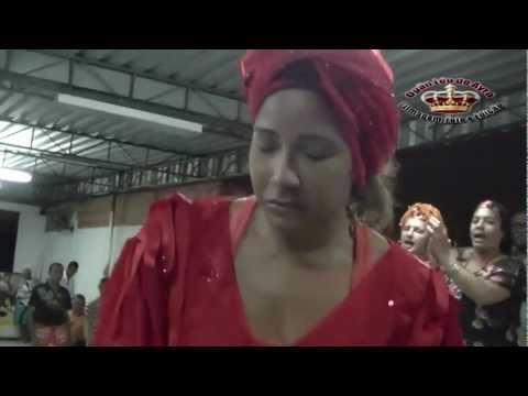 Festa de Maria Padilha da Figueira do Inferno - Mãe Luciana de Omulú - Axé Oswaldo Cruz