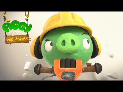 Piggy tales - Prasatá v práci - Zbíjačka