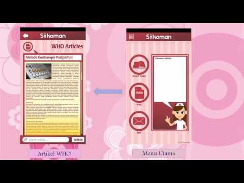 SiKoMan (Sistem Informasi Kontrasepsi Aman)