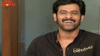 Prabhas Jokes On His Marraige – Baahubali Exclusive Interview