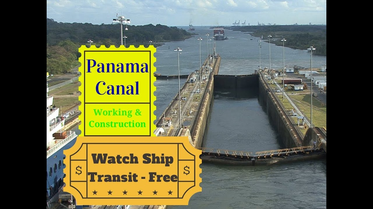 the reasons why the panama canal was built Most people know that the canal was built across the isthmus of panama to the other reason that 10 things you didn't know about the panama canal.