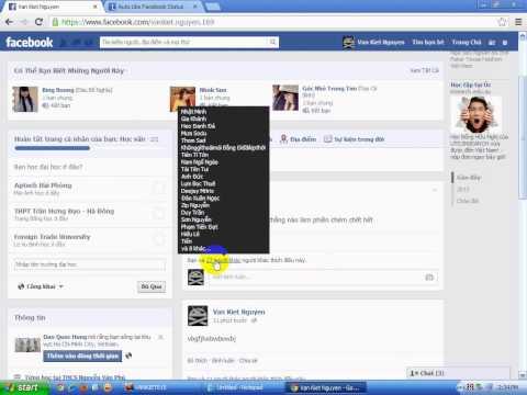Hướng Dẫn Up Like Stt Facebook Chi Tiết 8/2013