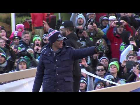 Seattle Seahawks Super Bowl Parade