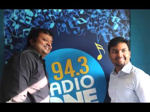 Arvind Iyengar in conversation with Hrishikesh Kannan on 94.3 FM Radio One