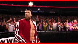 Daniel Bryan WWE 2K14 Entrance And Finisher (Official