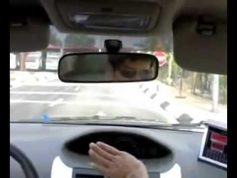 Học Lái Ôtô - Sát hạch lái xe B2- Lái xe trong sa hình - 2