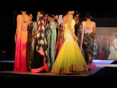 Wedding  Fashion Show -2014| Wedding Lehenga Sarees| Bridal Suits& Sherwani| - Samyakk