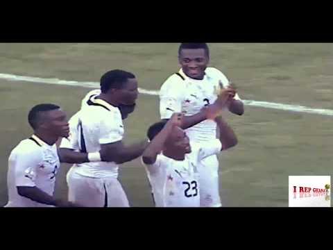 Ghana 2 - 1 Zambia (All Goals) - 06-09-2013 (Baba Yara Sports Stadium, Kumasi-Ghana)