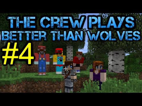 Minecraft - Better Than Wolves Let's Play - Episode 4