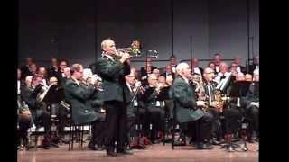 Reunie Orkest Limburgse Jagers concert op 7 juni 2013 in de Maaspoort te Venlo