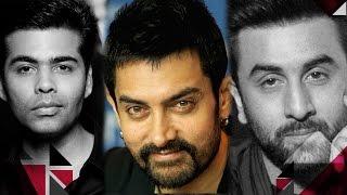Karan Johar, Ranbir kapoor,Aamir Khan, bollywood, bollywood news