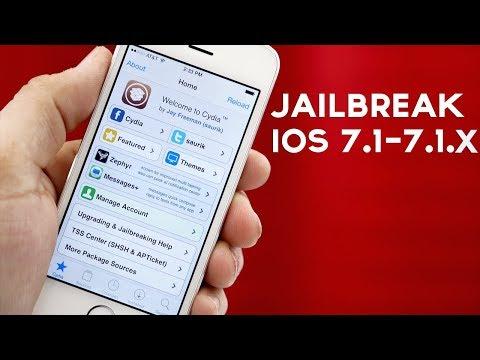 How To Jailbreak iOS 7.1 - 7.1.1 Untethered With Pangu
