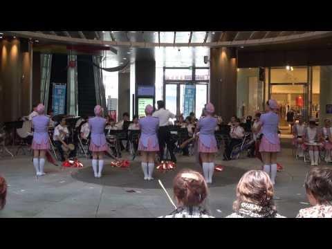 北九州市消防音楽隊水曜コンサート2013.8.7 PartⅡ