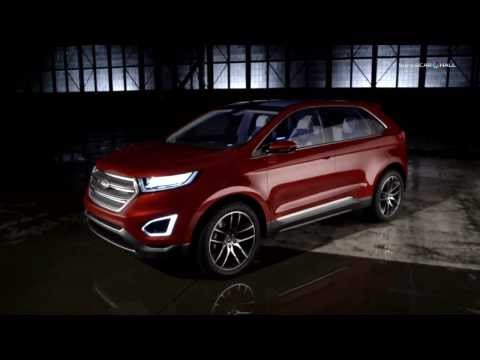 NOVO FORD EDGE 2014  - REVIEW