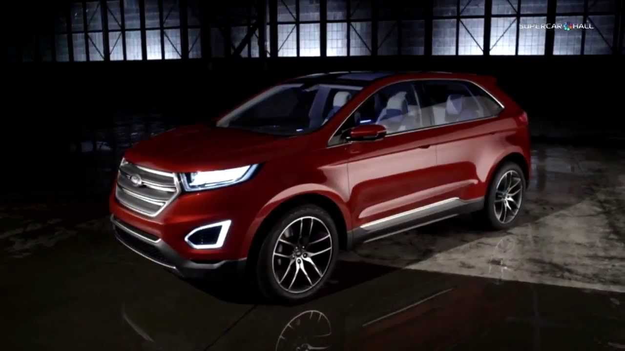 novo ford edge 2014 review youtube. Cars Review. Best American Auto & Cars Review