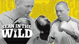 Eddie Huang Challenges Sean Evans to a Revenge Boxing Match   Sean in the Wild