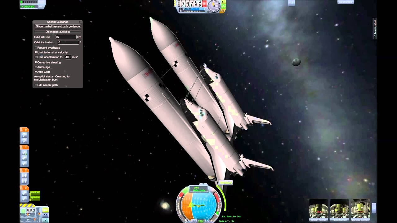 kerbal space program shuttle designs-#43