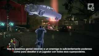 Saints Row 4 Video Guía Caos Urbano De La Ciudad