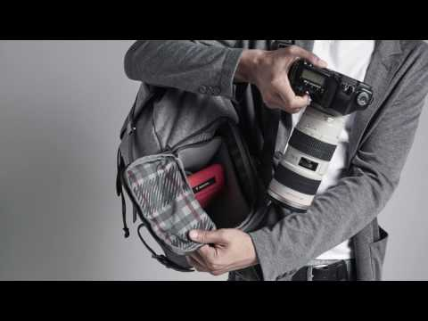 Manfrotto Windsor Backpack - much more than a camera backpack